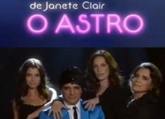 Novela O Astro - 2011