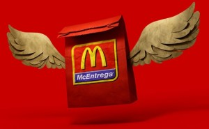 Mc Entrega – Delivery do McDonalds