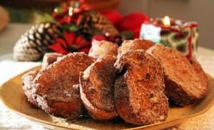 Receita de Natal – Rabanada