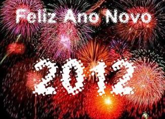 Mensagens de Feliz Ano Novo 2012