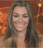 Perfil Monique BBB12