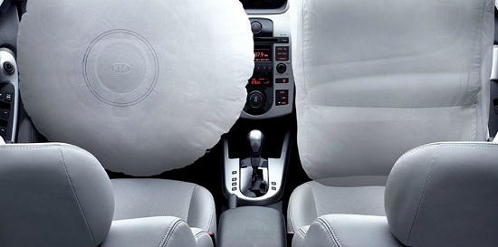 Air Bags do Kia Cerato