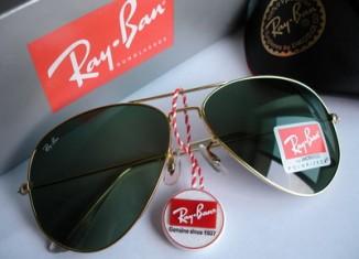 Óculos Ray Ban Aviator - Modelo 3025 Original