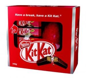 Ovo de Páscoa Kit Kat