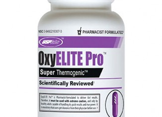 OxyElite Pro da USPlabs