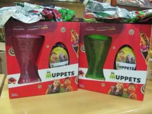 Ovo de Páscoa Cacau Show - Muppets