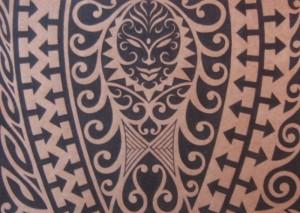 Tatuagens Maori