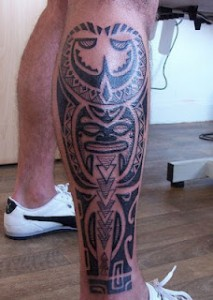 Tatuagens-masculinas-panturrilha