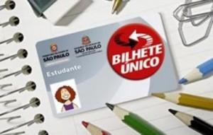 Bilhete Único para estudante