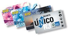 Bilhete Único RJ - Rio Card