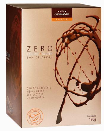 Ovo Cacau Show - Zero Lactose Zero Gluten