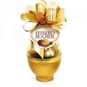 Ovo de Páscoa Ferrero Rocher - Acrílico