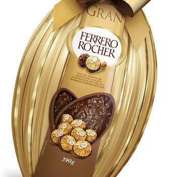 Ovo de Páscoa Ferrero Rocher