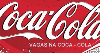 Vagas na Coca Cola