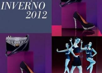 Coleção Arezzo Inverno 2012