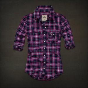 camisa-xadrez-feminina-Hollister-1