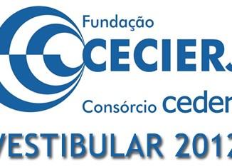 Vestibular CEDERJ 2012 - Inscrições