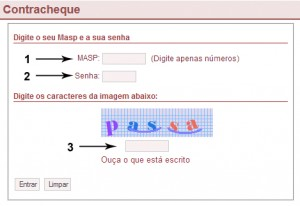 Portal do Servidor MG – Contracheque