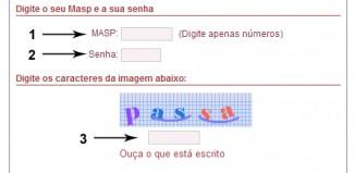 Consultar Contra Cheque - Portal do Servidor MG