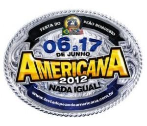 Rodeio Americana 2012