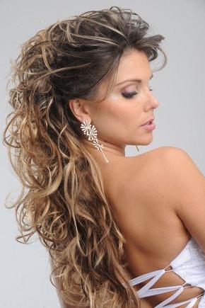 Penteado para Formatura 2012