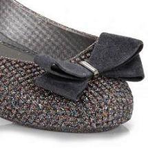 Sapatilhas Zaxy com Glitter