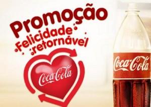 Promoção Coca Cola – Felicidade Retornável