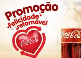 Promoção Coca Cola - Felicidade Retornável