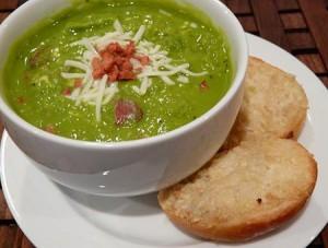 Sopa de Ervilha – Receita