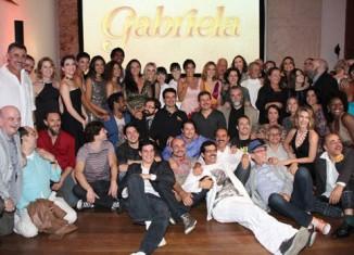 Elenco de Gabriela 2012