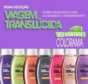 Esmaltes Colorama Verão 2013