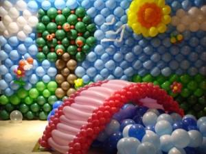 decoracao-festa-infantil-com-baloes-fotos-2