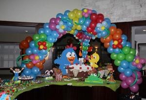 Festa Infantil Galinha Pintadinha