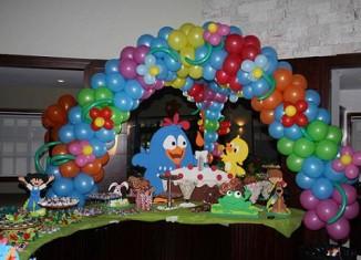 Festa Infantil da Galinha Pintadinha