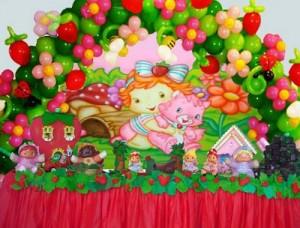 Festa Infantil Moranguinho