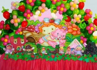 Festa Infantil da Moranguinho