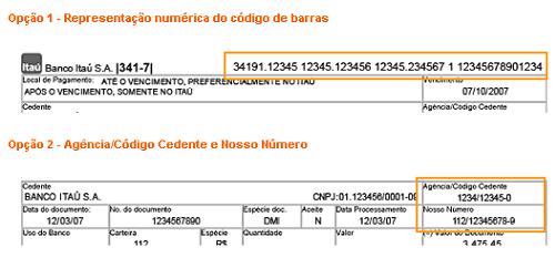 Itaú Boletos - Atualizar Boletos Vencidos