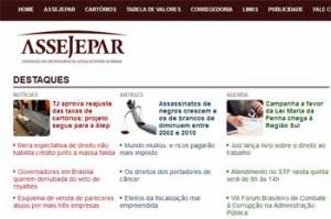 Assejepar – Consulta Processual Online