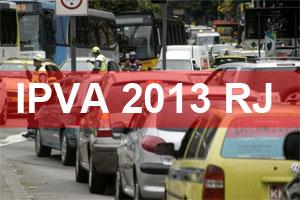 IPVA 2013 RJ
