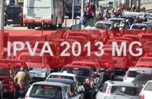 IPVA 2013 MG