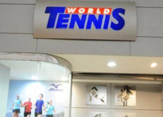 Lojas World Tennis