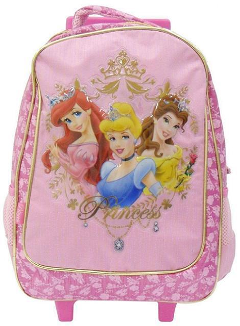 Mochila das Princesas