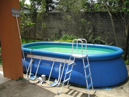 piscinas intex fotos e modelos