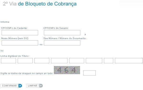 Atualizar Boletos Vencidos do Banco do Brasil