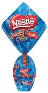 Ovos de Páscoa Nestlé 2014