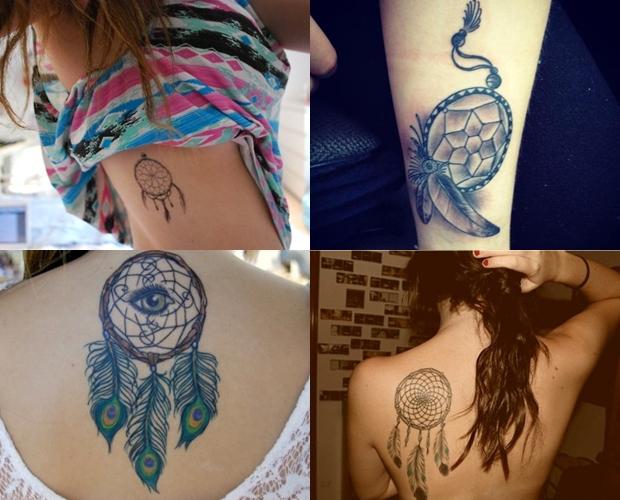 Aparador Monaco Martina Em Laca Branca ~ Tatuagem de Filtro dos Sonhos Fotos e Significado