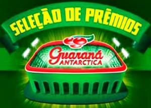 Promoção Guaraná Antarctica – Seleção de Prêmios