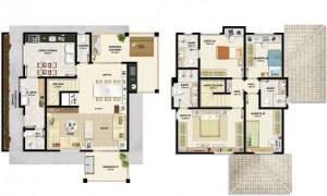 plantas-de-sobrados-com-4-quartos-1