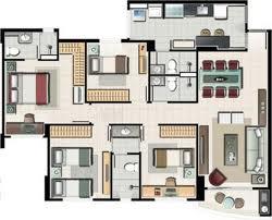 plantas-de-sobrados-com-4-quartos-5