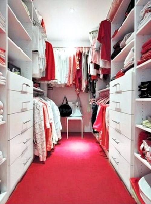 Closet Planejado Pequeno: Fotos
